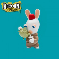 figurine lapins crétins : lapin maroc