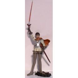 figurine berserk : casca hawk soldiers