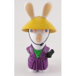 lapins crétins retour vers le passé : guerrier au katana