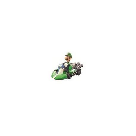 gashapons mario kart wiipull back racers version 2 : luigi