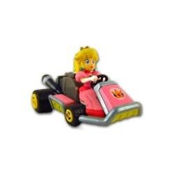 figurine mario kart racing collection volume 7 : peach
