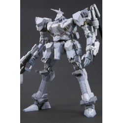 figurine armored core fine scale model kit 1/72 white glint ac-4
