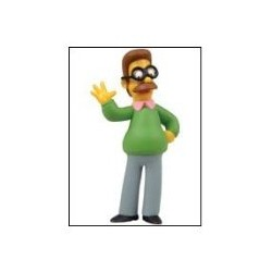 figurine simpsons série 1 - ned flanders