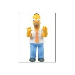 figurine simpsons série 1 - homer simpsons