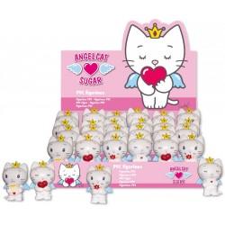 figurine angel cat sugar avec enveloppe