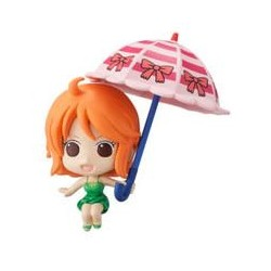 one piece chara land sky parasol : nami