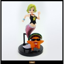 figurine one piece half age characters figure vol. 3 : caymy et