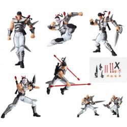 figurine revoltech ken revolution n°18 nameless asura