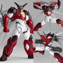 figurine revoltech yamaguchi - no. 99 getter robo ark