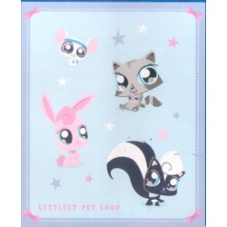 couveture little petshop