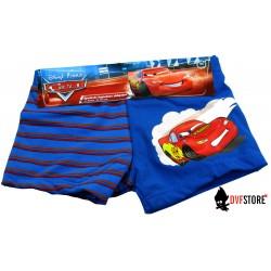 boxer de bains cars bleu (2 à 7 ans)