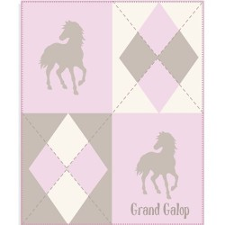 plaid grand galop