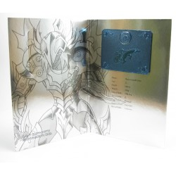 saint seiya - myth cloth plaque collector v2 ryumunadeth casa