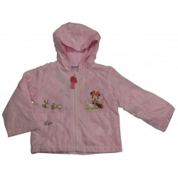 manteau disney minnie rose (6 à 23 mois)