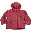 manteau disney minnie fuchsia (6 à 23 mois)