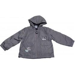 manteau disney mickey gris (6 à 23 mois)