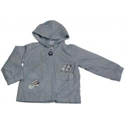 manteau disney mickey gris-bleu (6 à 23 mois)