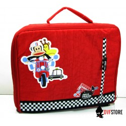 housse ordinateur paul frank underground rouge