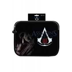 housse pour tablette tactile assassin´s creed iii logo