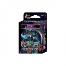starter force of will - darkness starter deck