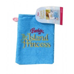 lot 2 gants de toilette baribe island