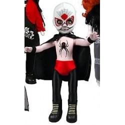 living dead dolls série 20 : el luchador muerto