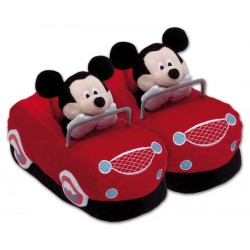 pantoufle disney mickey club house taille 33-36