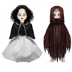 living dead dolls - scary tales : snow white et the evil queen
