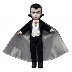 figurine living dead dolls universal monsters poupée dracula 25