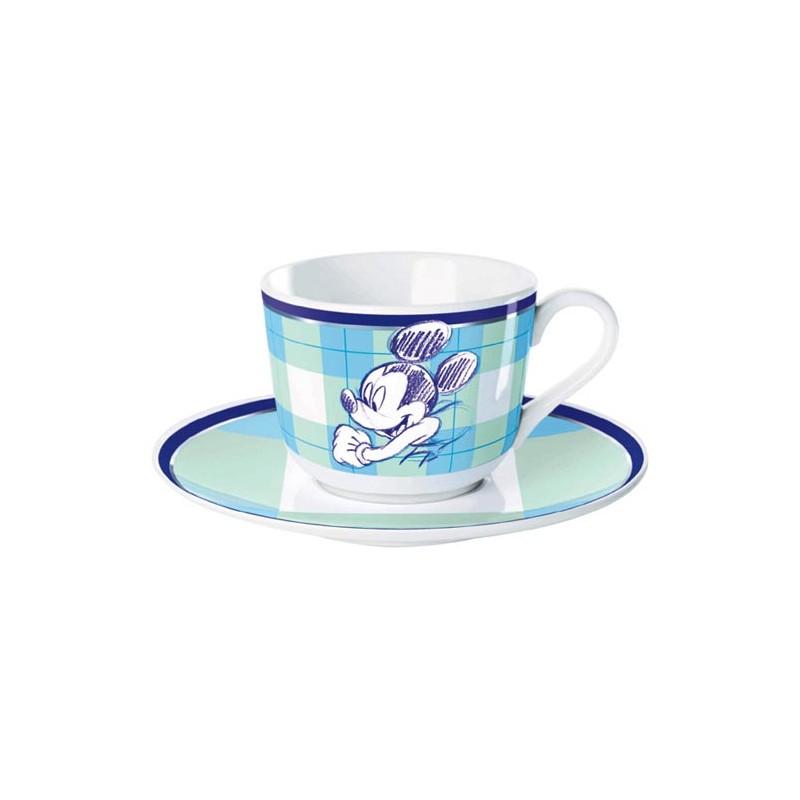Tasse Et Sous Tasse Best Of Mickey 250 Ml
