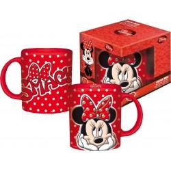 mug disney rouge minnie