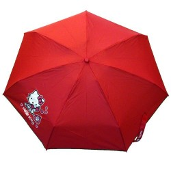 parapluie adulte hello kitty rose