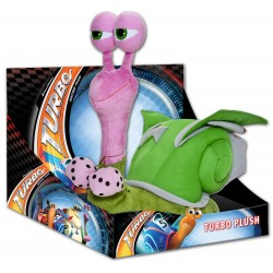 turbo peluche smoove 25 cm
