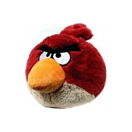 Peluche angry birds oiseau rouge la boutique des vrais fans - Angry birds rouge ...