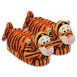 pantoufle winnie l'ourson tigrou