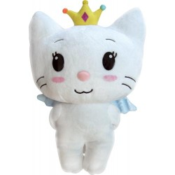 peluche de 35 cm d'angel cat sugar