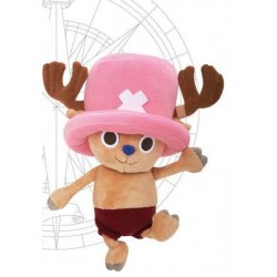 peluche one piece : chopper 23 cm