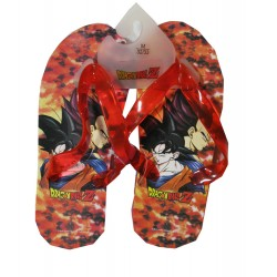 tong dragon ball z rouge vegeta et sangoku