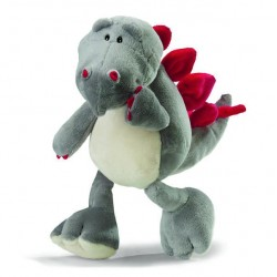 peluche nici stegosaure 15 cm