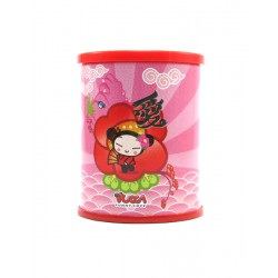 taille-crayon 2 trous pucca d.dream rose