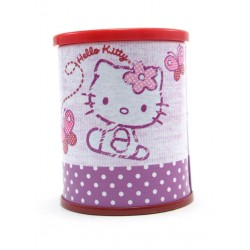taille-crayon 2 trous hello kitty butterfly violet