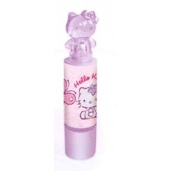 gomme figurine hello kitty lumineuse violette