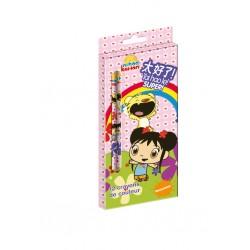 crayons de couleur kai lan meadow