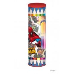 crayons 2 en 1 spiderman sense