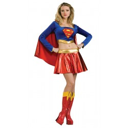 botte supergirl taille s (36-37)