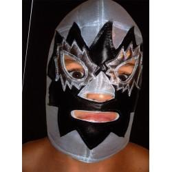 masques de catch enfants rey mysterio gris et noir