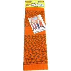 jambière - leg warmer fashion orange