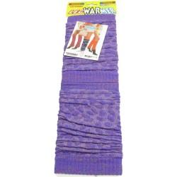jambière - leg warmer fashion violet