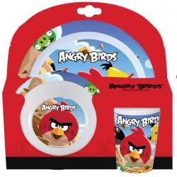 set de repas angry birds
