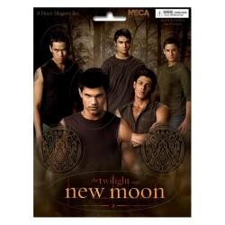 set de magnets twilight new moon wolf pack